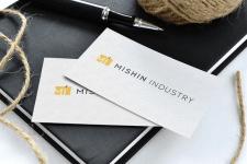 Разработка логотипа для Mishin Industry