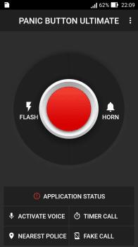 Panic App - приложение для экстренных ситуаций