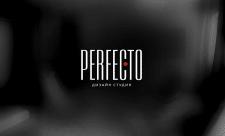 Логотип дизайн студии PERFECTO