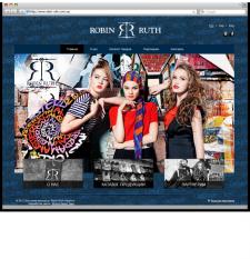 Разработка сайта для компании «Robin Ruth Украина»