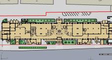 Планировка офисного здания