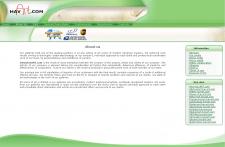 дизайн сайта по продаже картин