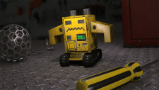 """Робот """"Бугай"""""""