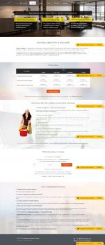 Сайт клинингового аганства