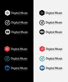 Разработака логотипа для компании DMI