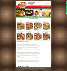 Интернет-магазин пиццерии Хачу Пиццу