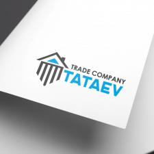 Логотип для торговой компании Татаев