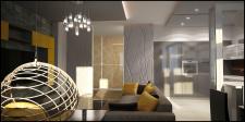 Квартира в стиле Loft (кухня-гостиная-5)