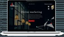 Редизайн сайта IT услуг