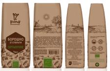 Дизайн упаковки для эко- продукта ТМ ЕКОРОД