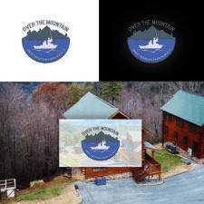 Логотип для Over The Mountain