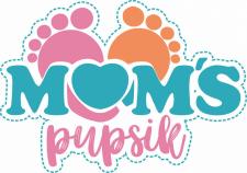 Логотип магазина для новорожденных