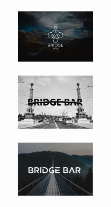 "Логотип ""Bridge Bar"""