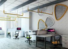 офис фирмы производителя гнутых решеток и труб