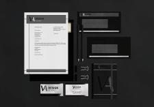 Фирменный стиль для VA Design Studio