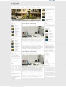 Вёрстка сайта с туториалами по дизайну