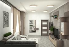 Уютная гостевая комната