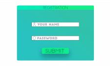 Форма для регистрации приложений/сайтов