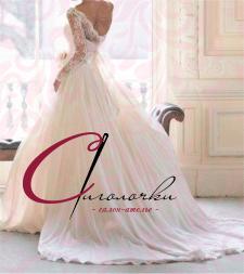 Логотип для салона-ателье пошив свадебных платьев
