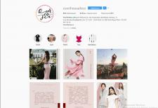 Продвижение в Instagram магазина женской одежды