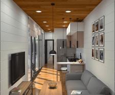 Дизайн и визуализация интерьера дома