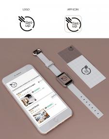 Логотип+иконка для приложения