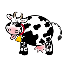 Коровка/Cow