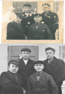 Реставрация старой фотографии (удаление дефектов)