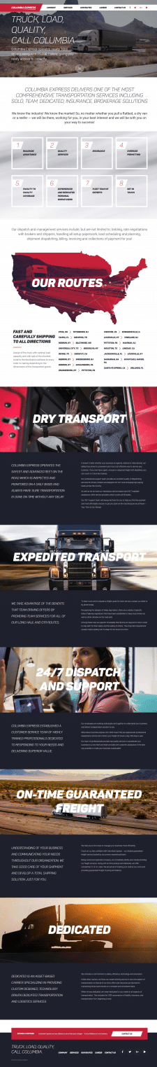 Columbia Express