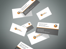Business Card #709033