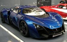 Marussia B2: Бетмобиль реален!