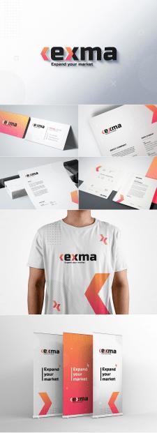 Логотип и Фирменный стиль IT компании