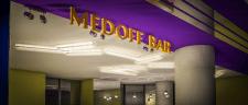 MEDOFFBAR (Визуализация вывески)