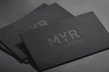 Лого Myr consulting