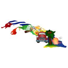 Иллюстрация Кубы