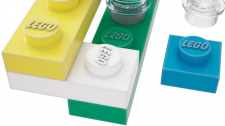 Lego - 1 level box model ( part 001 )