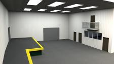 Проект складских помещений