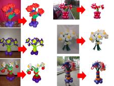 Обтравка и цветокоррекция предметов