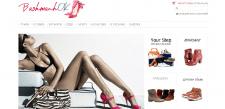 Наполнение Интернет Магазина Обуви