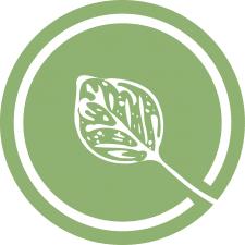 Лого для эко-кафе
