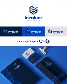 Логотип и фирм. стиль для страховой компании