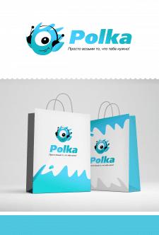 """Лого """"Polka"""""""