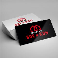 Логотип для магазина БОСиКОМ