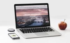 Создание продающей страницы для курсов в Чехии