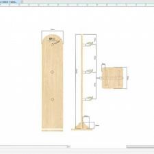 Дизайн витрины