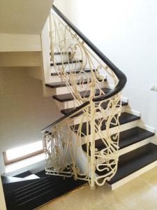 Проект полу винтовой лестницы