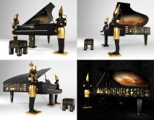 "Рояль ""Bösendorfer Grand Piano Ramses 2"""