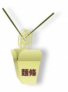Китайская лапша