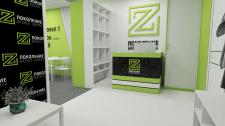 """Дизайн учебного класса """"Поколение Z"""""""