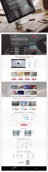 Сайт для фирмы натяжных потолков